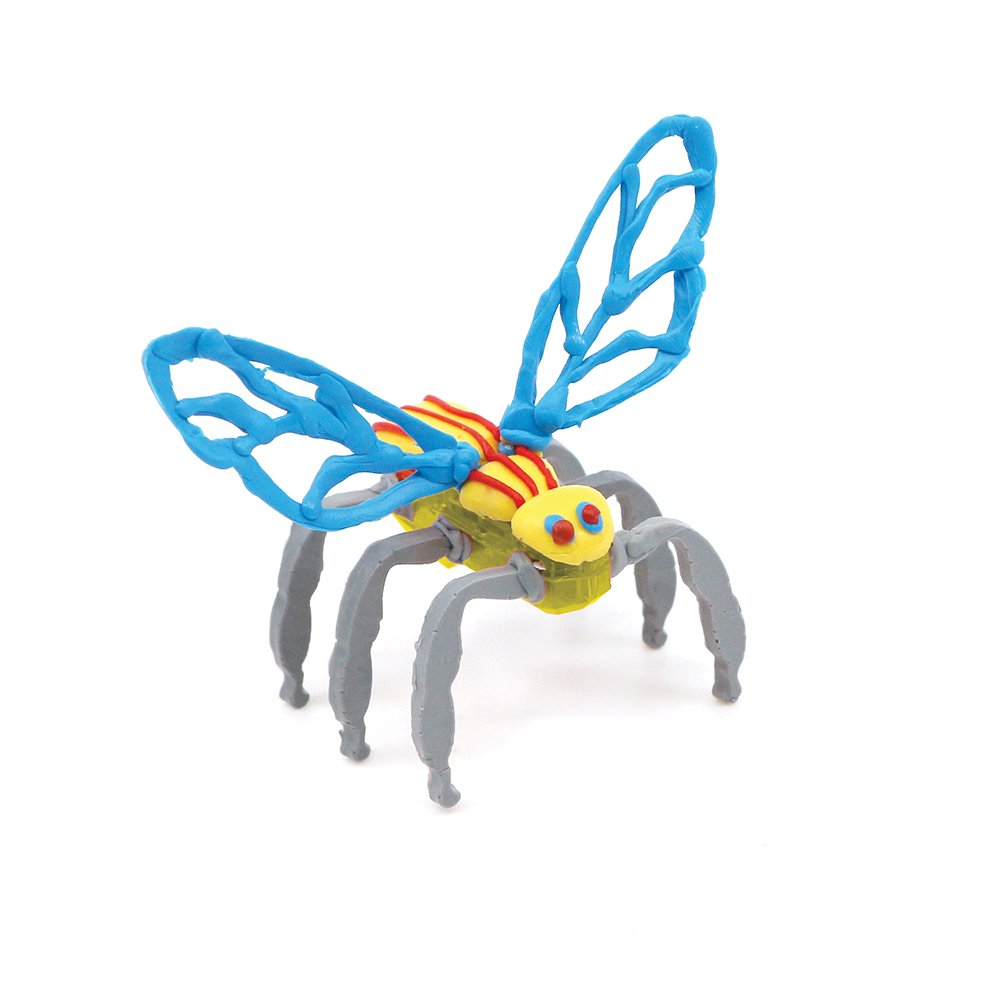 3Doodler Start Make Your Own HEXBUG Creature 3D Pen Set, Amazon Exclusive, with 2 Additional Insectoid DoodleMold by 3Doodler (Image #5)