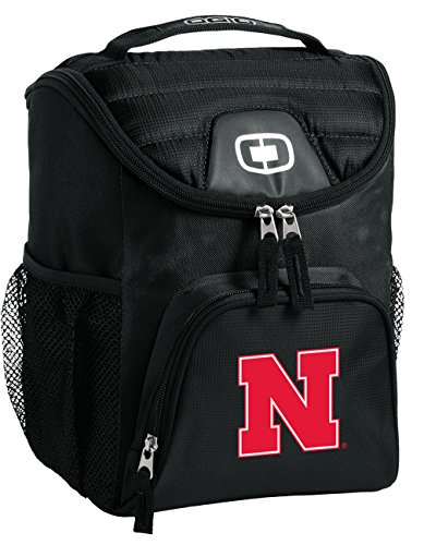 Broad Bay University of Nebraska Lunch Bag Our Best Nebraska Huskers Lunch Cooler Style