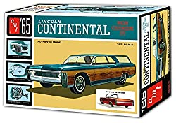 AMT 1081 1965 Lincoln Continental 1/25 Plastic Model Kit from AMT