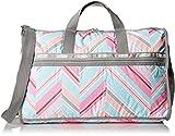 LeSportsac Large Weekender Handbag,Zig Zag,One Size