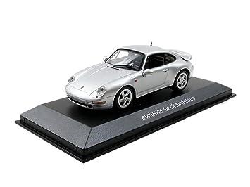 Minichamps – Maqueta de Porsche 911/993 Turbo – 1997 – Escala 1/43