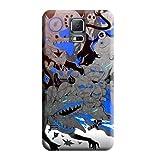 High Quality Phone Cover Case Popular Ao no ekusoshisuto Protective Beautiful Cases Samsung Galaxy S5