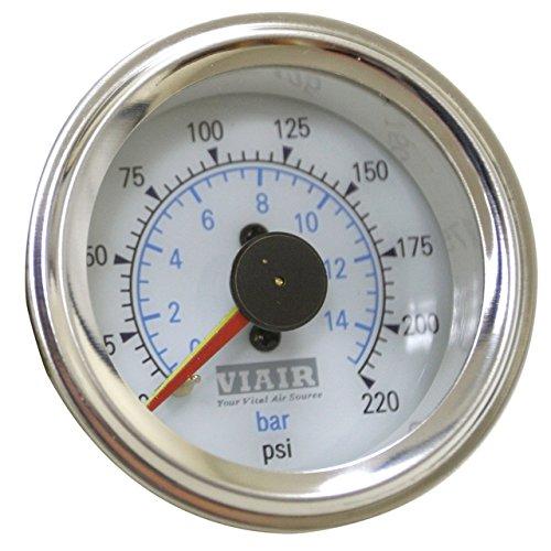 - VIAIR 90081 Dual Needle Gauge