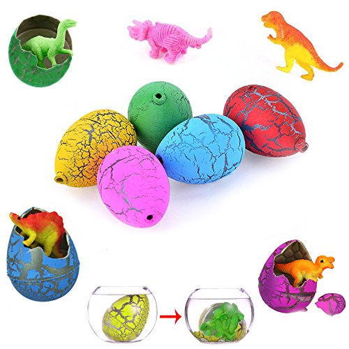 30-Count Dinosaur Grow Eggs - Grows Like Magic!