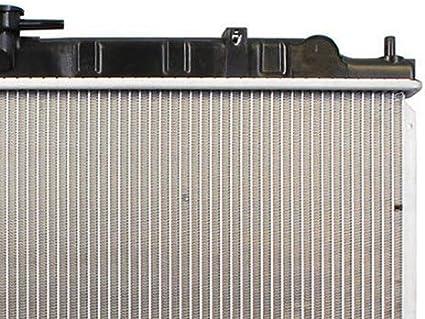 FOR 95-99 NISSAN MAXIMA//INFINITI I30 AT OE STYLE ALUMINUM CORE RADIATOR DPI 1752