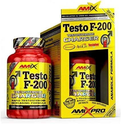 AMIX PRO Testo F-200 - 100 Tabletas