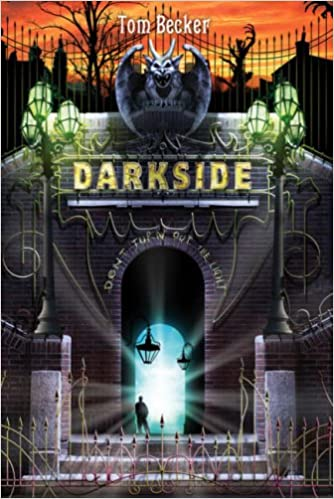 Darkside Tom Becker 9780545108836 Amazon Books