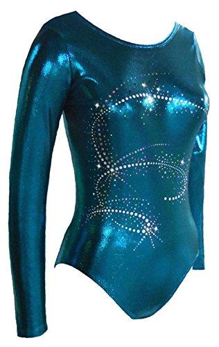 Look Activewear Sparkle Leotard Gymnastics