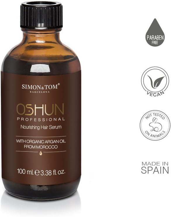 Simon & Tom - OSHUN - Aceite de Argán Orgánico amazon opiniones