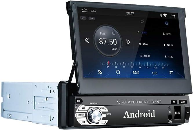 Lexxson Android 1 Din Autoradio Mit Navi Autoradio Gps Elektronik