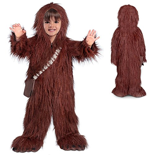 Princess Paradise Baby Classic Star Wars Premium Toddler Chewbacca