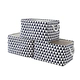 TcaFmac Large Fabric Storage Basket