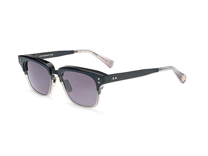 af033e9d668 Sunglasses Dita STATESMAN FIVE DRX 2089 B-T-BLK-BLK Black-Matte Grey Swirl