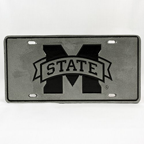 (Mississippi State Pewter_Tag PEWTER M- STATE TAG)