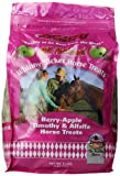 Standlee Hay Company Whinny Nicker Apple Berry Horse Treat, 8-Pound