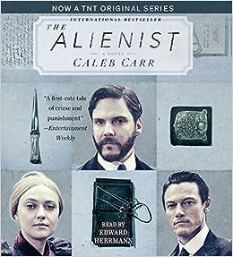 The Alienist: Caleb Carr, Edward Herrmann: 9781508257332: Amazon com