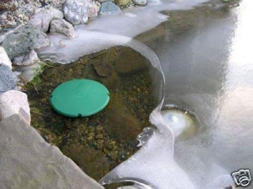 Floating Winter Pond De Icer - FLOATING POND DE-ICER 200 WATT POND HEATER-POND DE ICER