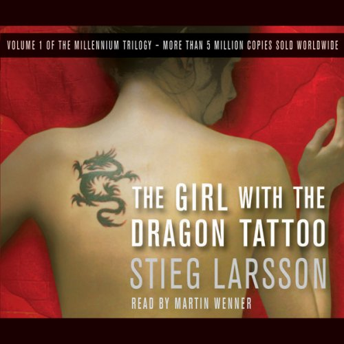 The Girl with the Dragon Tattoo: The Millennium Trilogy, Volume 1 (Cf Tattoos)