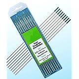 10 pcs of 3/32″ 7″(2.4175mm),Green WP,Pure Tungsten Welding & TIG Electrodes (ETA:7-12 WORK DAYS)