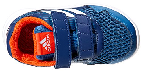 adidas AltaRun CF I - Zapatillas de deportepara niños, Azul - (AZUBAS/FTWBLA/AZUMIS), -23