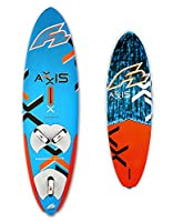 F2 Windsurfboard AXXIS LTD 106 L 2 in 1 Freeride Wave Board 2014