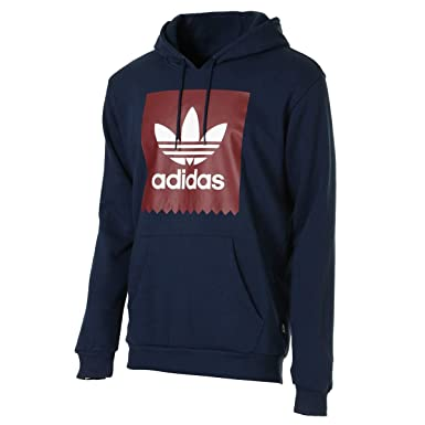 4de0bbcd2a2826 adidas originals (アディダス) メンズ トップス パーカー SOLID BB HOOD Collegiate  Navy/Collegiate Burgundy