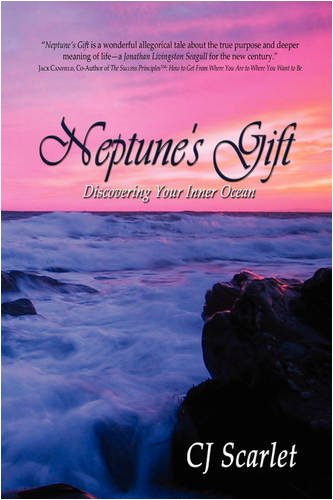 Book: Neptune's Gift - Discovering Your Inner Ocean by CJ Scarlet