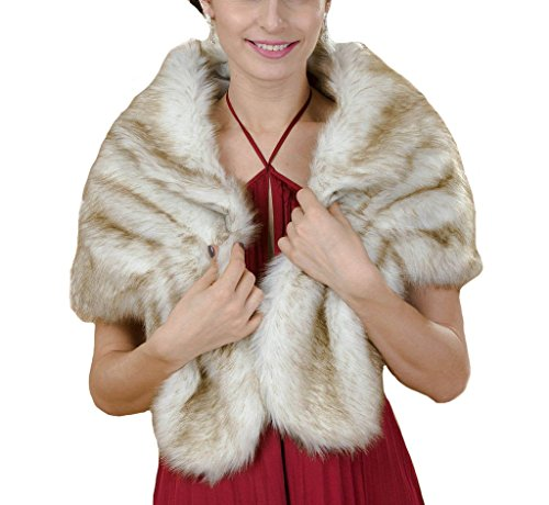 pinkmerry-faux-fur-wrap-cape-shawl-for-womens-wedding-party-fba