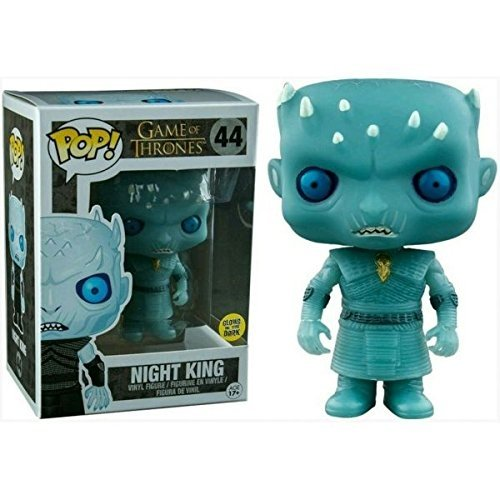 Funko POP! Game of Thrones Glow in the Dark Night King Vinyl Figure #44 Exclusive ()
