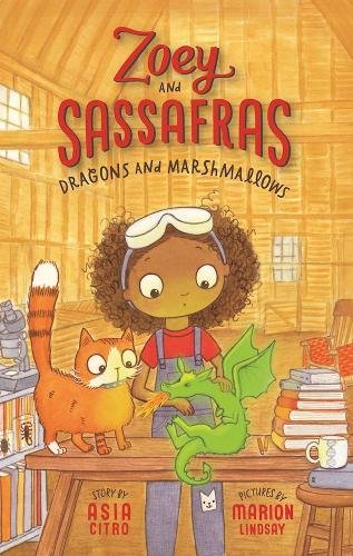 Dragons and Marshmallows (Zoey and Sassafras)