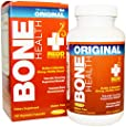 Redd Remedies Bone Health Original - May Reduce Risk Of Osteoporosis - Contains Vitamin D3 And Eggshell Calcium - Supports Healthy Bones And Bone Mineral Density - 120 Vegetarian Capsules