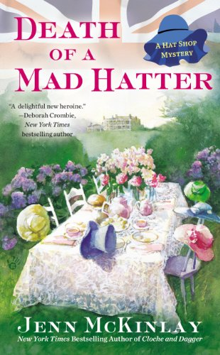 (Death of a Mad Hatter (A Hat Shop Mystery Book 2) )