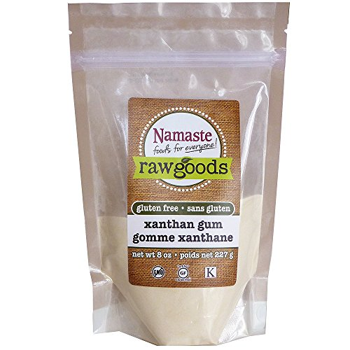 Price comparison product image Namaste Foods Xanthan Gum,  8 Ounce