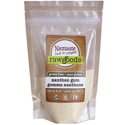 Namaste Foods Xanthan Gum, 8 (Xanthan Gum Gluten Free)