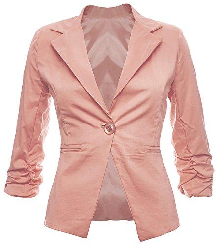 34 Look Elegante 36 Business 38 Blazer Cotone Donna 26 Rosa Colori Giacca 40 Moda 42 Festa Alla Disponibile In q0O14