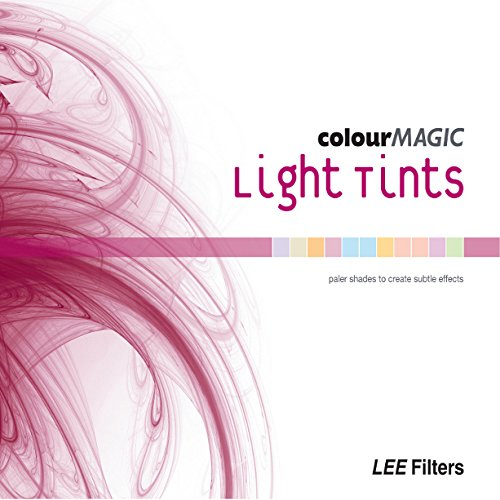 Lee Colour Magic Light Tint Studio Filter Kit (25x30cm) [LEECMLIGHT]