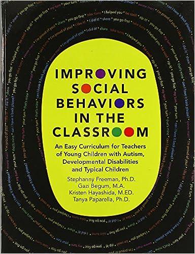 Ebooks gratis download pdf Improving Social Behaviors in the Classroom 0975585983 FB2