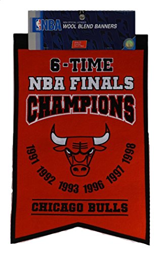 NBA Chicago Bulls Champions Banner ()