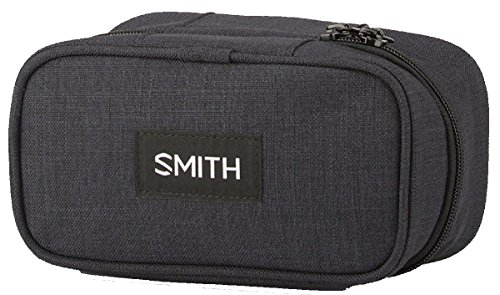 2015 SMITH OPTICS GOGGLE CASE, BLACK, AUTHENTIC SMITH