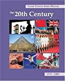 img - for Great Events from History: The 20th Century, 1971-2000: Print Purchase Includes Free Online Access book / textbook / text book