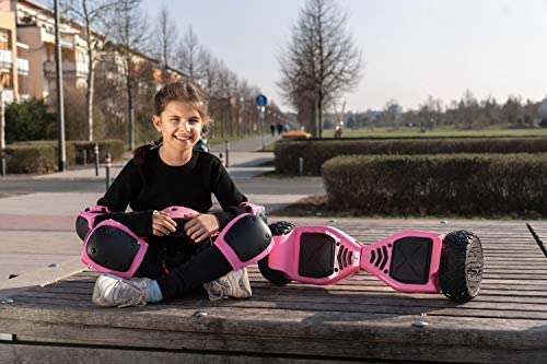 MARKBOARD Overboard SUV 8.5 Pouces, Gyropode Hover Scootet Board Tout-Terrain 700W, Scooter Électrique Auto-équilibrage