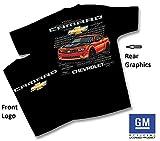 Chevrolet Camaro Graphics Premium Cotton Tee Shirt (X-Large) offers