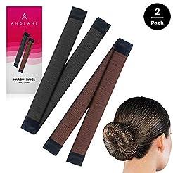 Women's Hair Bun Maker French Twist Hair...