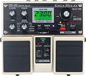 Boss DD-20 Giga Delay Digital Delay Pedal