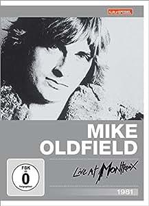 Mike Oldfield - Live At Montreux 1981 (Kulturspiegel Edition) [Alemania] [DVD]