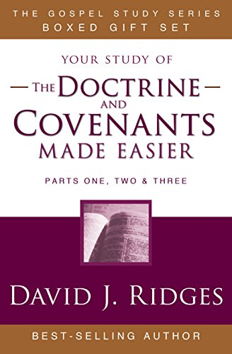 Doctrine and Covenants Made Easier Boxed Set (The Gospel Study Series)
