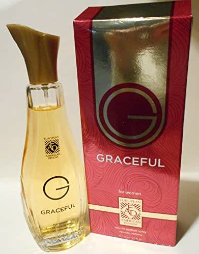 Graceful By European American Design for Women Perfume 2oz