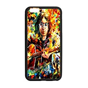 Diy Yourself Custom Colorful Painting John Lennon cell phone case cover Laser Technology for iphone 4 4s Designed by HnW sjKXi0O63qh Accessories