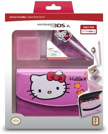 Bigben Interactive Official Essential Hello Kitty Pack, Nintendo ...