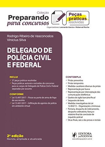 Delegado de Polícia Civil e Federal